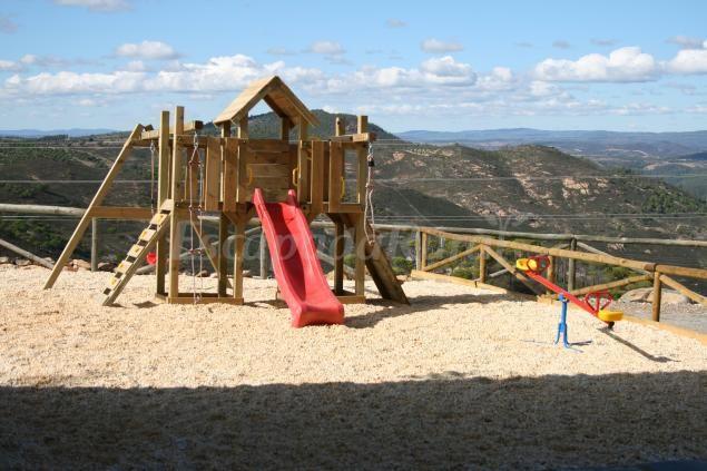Pin En Casas Con Parque Infantil