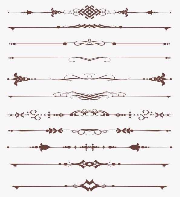 Retro pattern Collection, Frame, Fine European Retro Pattern Frame - fresh invitation template vector