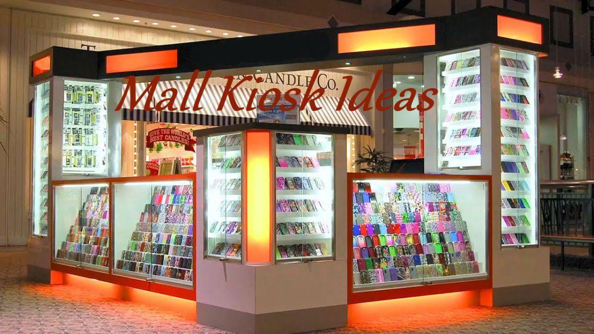Top 10 Profitable Mall Kiosk Business Ideas Cell phone