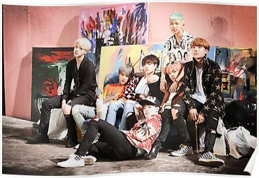 bts poster Posters