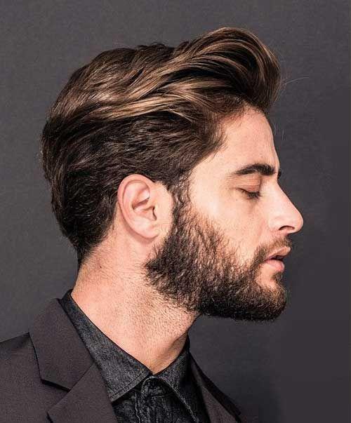 Imagen Relacionada Wavy Hair Men Mens Hairstyles Medium Thick Wavy Hair