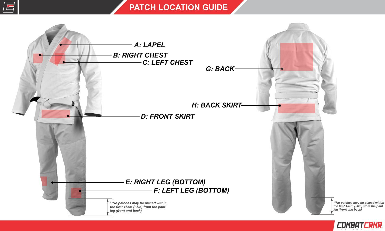 How to sew on a jiu jitsu gi patch the best jiu jitsu gi