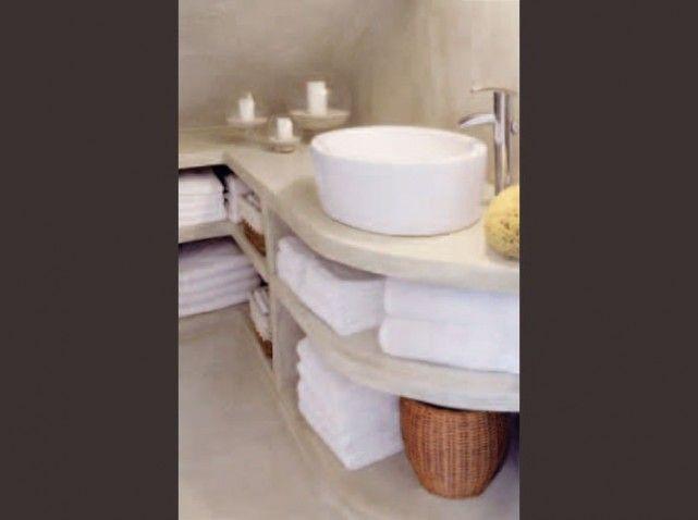 Plans De Toilette Et Vasques Marions Les Elle Decoration Interieur Salle De Bain Toilettes Colle A Carrelage