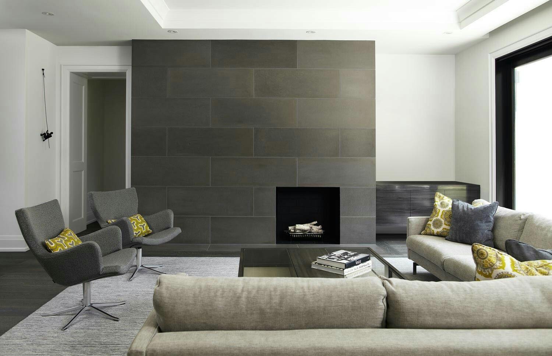Carrelage Mural Pour Cheminée lavastone? | cheminée moderne, cheminée contemporaine