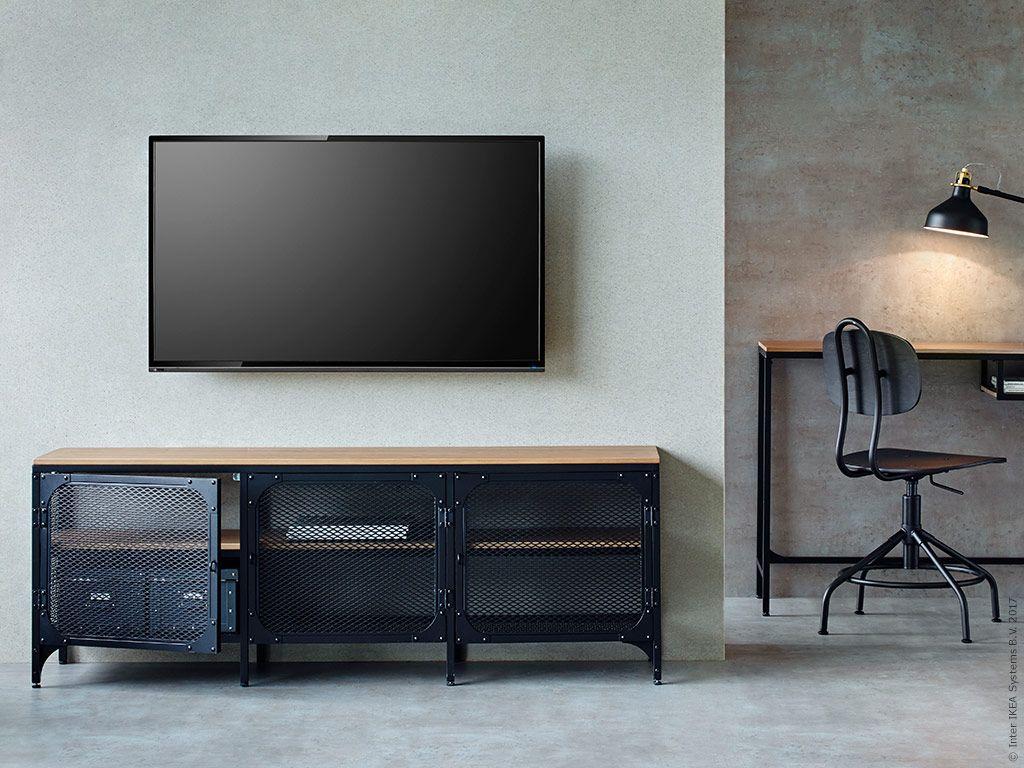 Nyhet Fj Llbo F Rvaring Ikea Livet Hemma Inspirerande  # Meuble Tv Fjallbo