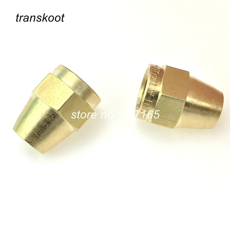 1 4 3 8 1 2 Brass Air Brake Copper Tubing Brass Compression Nut Brass Fitting Copper Tubing Brass Fittings Fittings