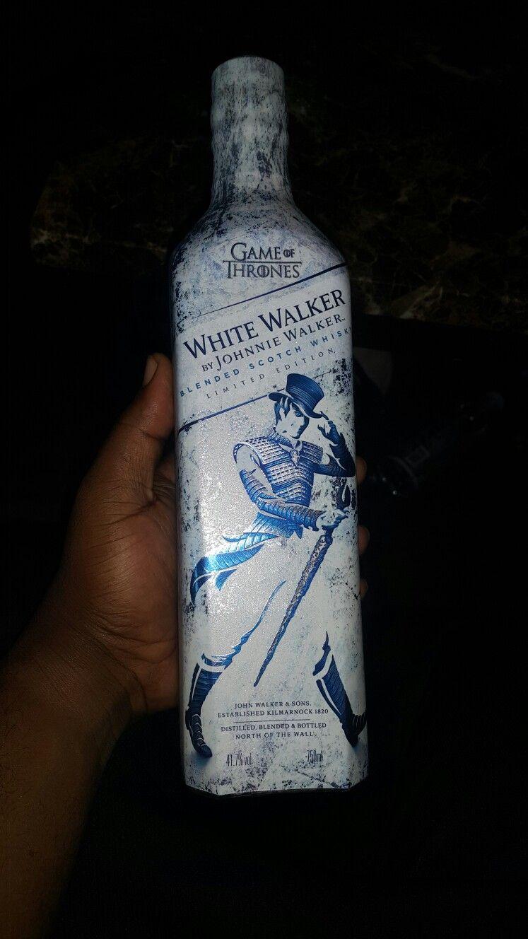 Limited Edition Johny Walker Johnnie Walker White Walker