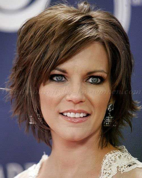Short To Medium Hairstyles short hair over 50 Short Hair Over 50