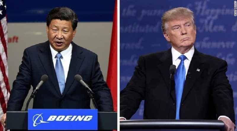 Telefonata di Trump e Xi: la tensione si allenta Ha dello storico la telefonata tra il presidente americano Donald Trump e quello cinese, Xi Jinping. Una telefonata che doveva essere fatta prima, ma i rapporti tra i due Paesi erano freddi da quando #trum #xi #tensioni #taiwan #usa #cina