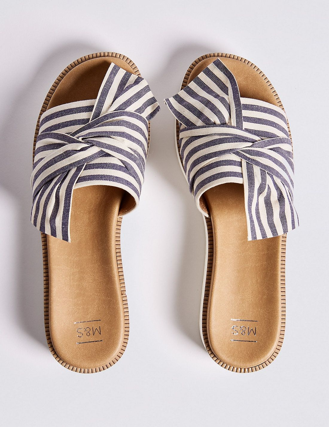 cute clearance sale wholesale outlet Marks & Spencer S/S 2018 | Mule sandals, Sandals, Bow shoes