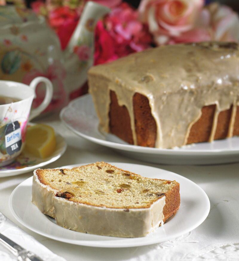 Earl grey tea cake recipe tea cakes kinds of desserts