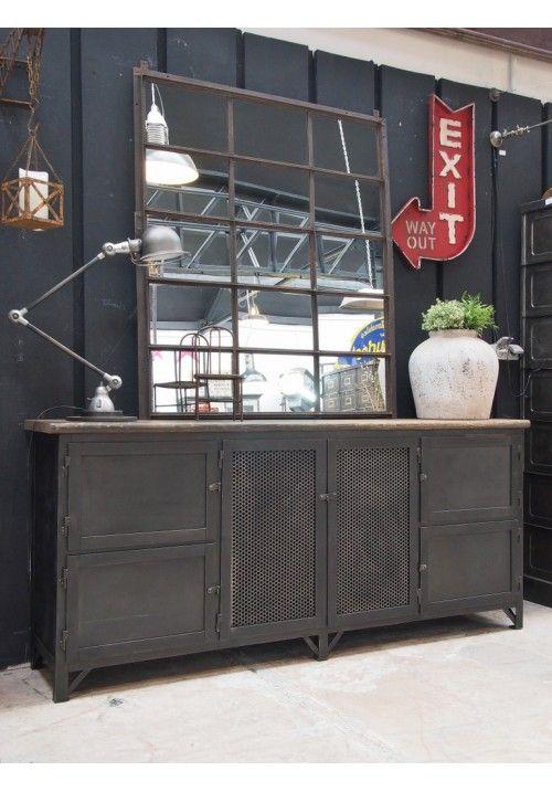 Exemple de fabrication d\u0027un meuble industriel Deco Art