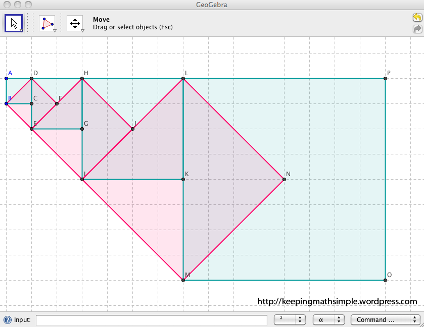 Teaching with GeoGebra: Squares and Square Roots   teaching math ...