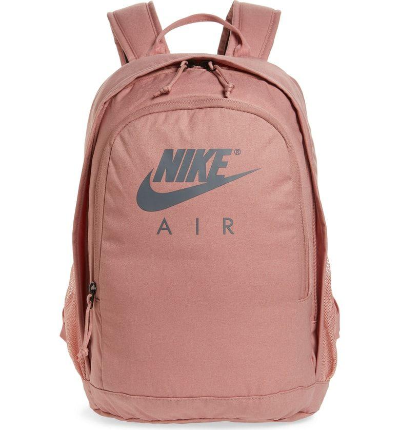Nike Hayward Air Backpack In Rust Pink