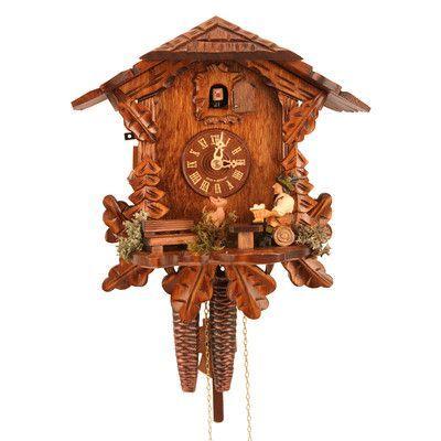 Black Forest Chalet Cuckoo Clock