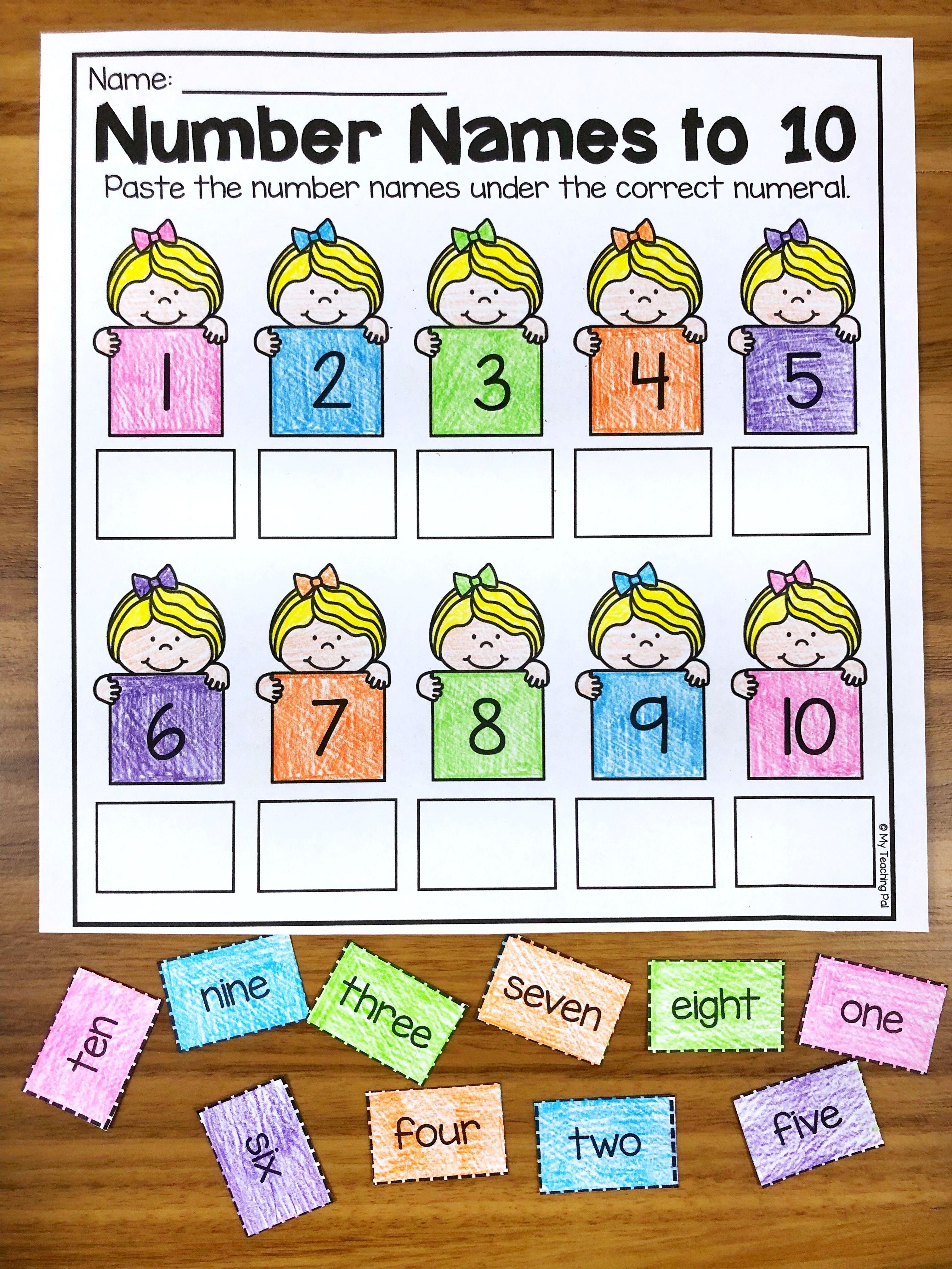 Kindergarten Numbers To 20 Worksheet Pack Distance Learning Numbers Kindergarten Learning Numbers Nursery Activities [ 4032 x 3024 Pixel ]