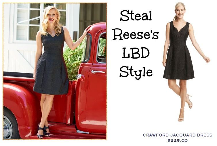 Steal Reese's LBD Style