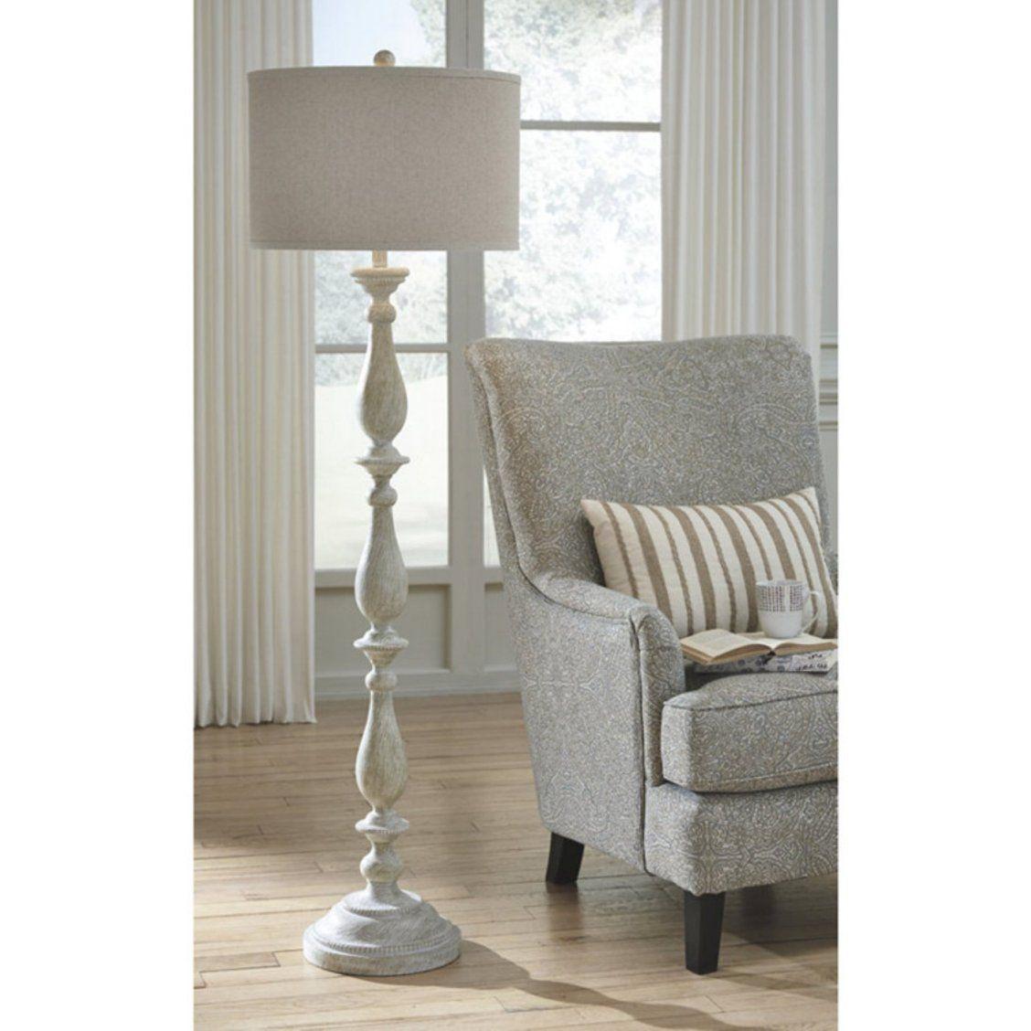 Signature Design by Ashley Bernadate Poly Floor Lamp