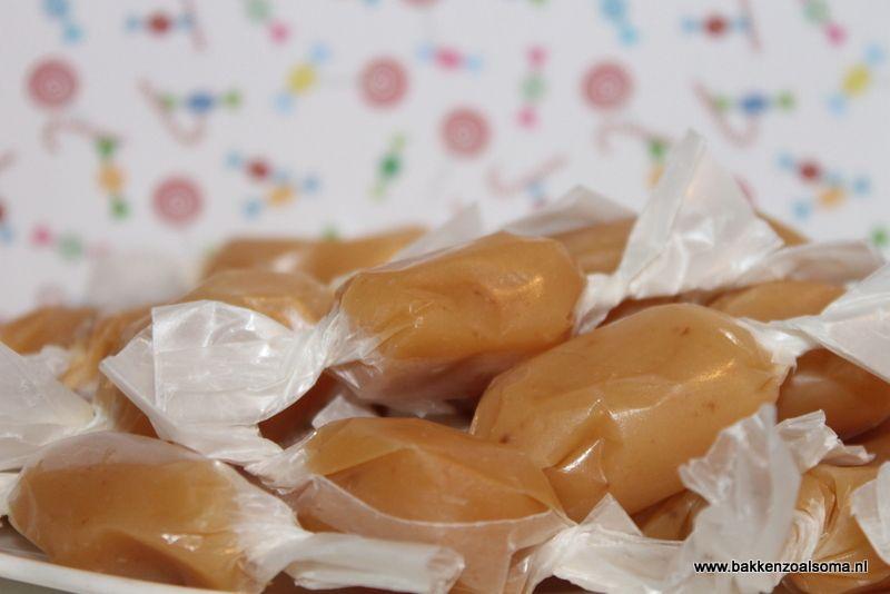 Recept voor zachte karamel