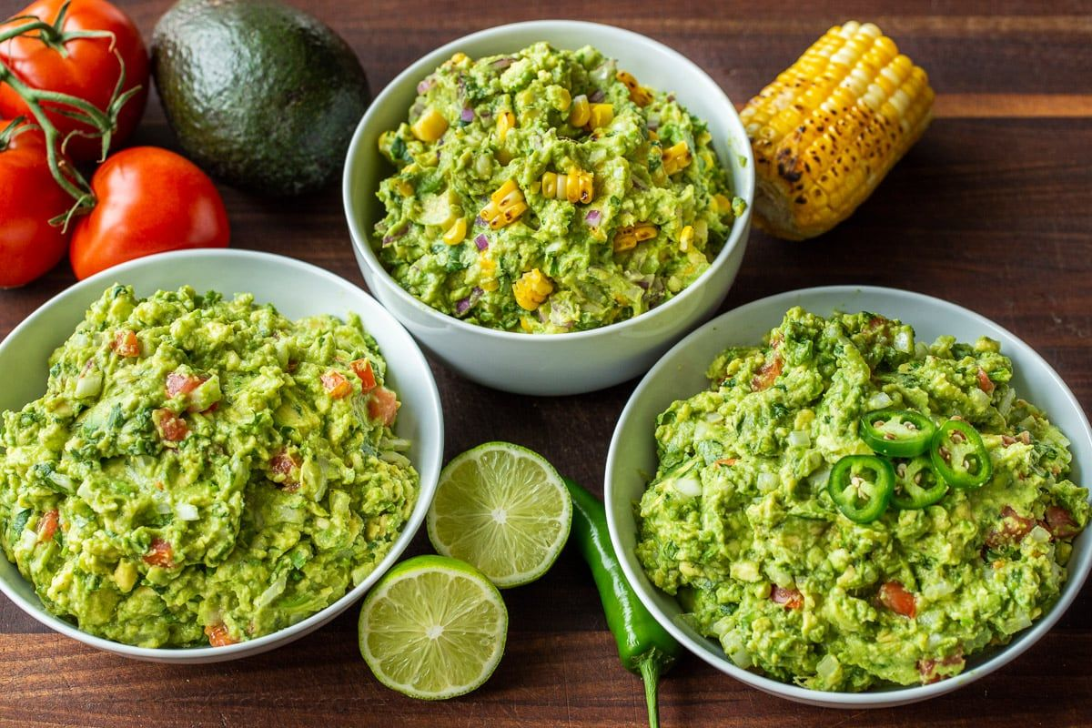 Best Guacamole Recipe (VIDEO) - NatashasKitchen.com