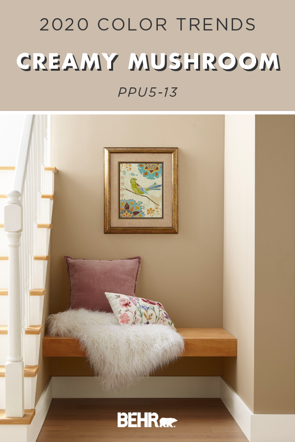 We're loving the traditional style of this classic beige