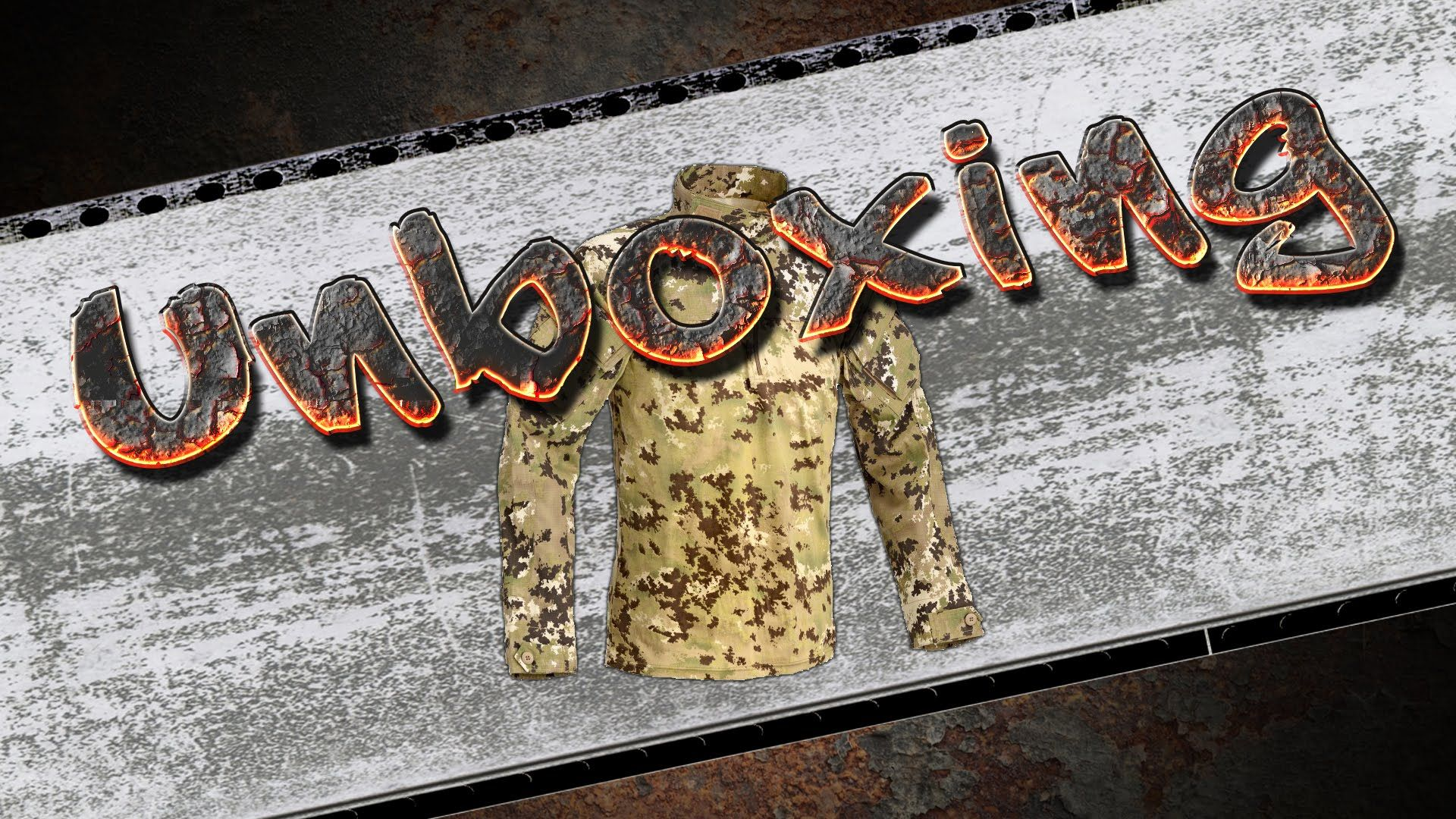 Airsoft Game Defcon5 New Combat Shirt full camo Multiland