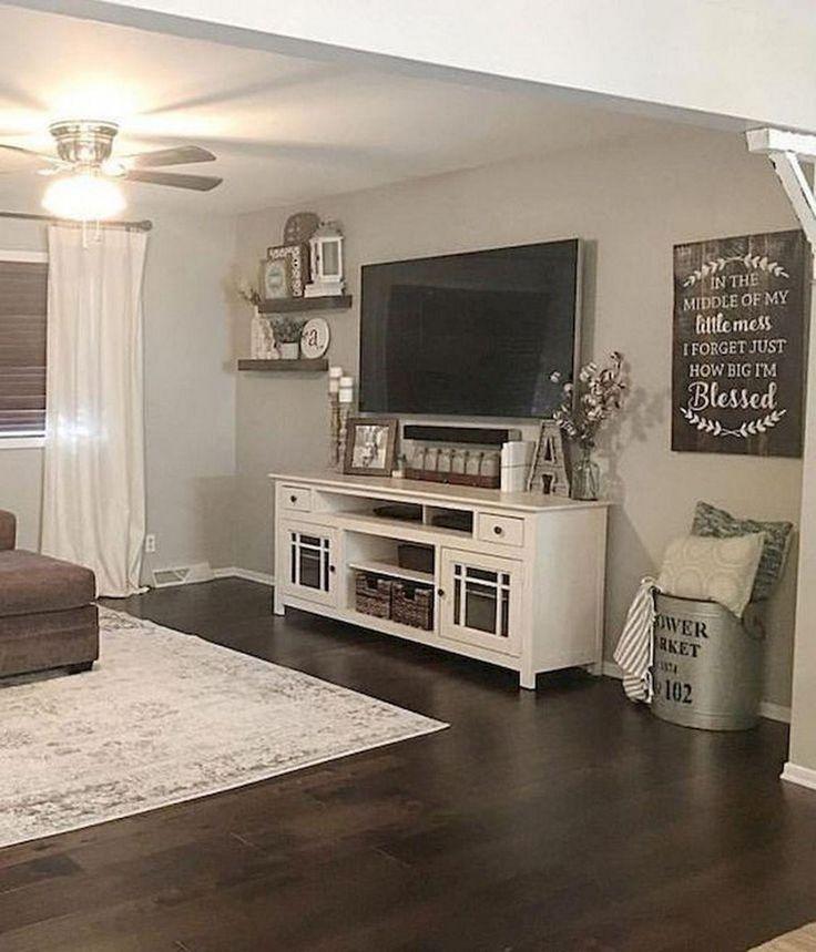 52 Inspiring Apartment Living Room Decorating Ideas Livingroomdecorating Apartmentdecorat Farm House Living Room Living Room Remodel Living Room Decor Modern #tv #in #living #room #design