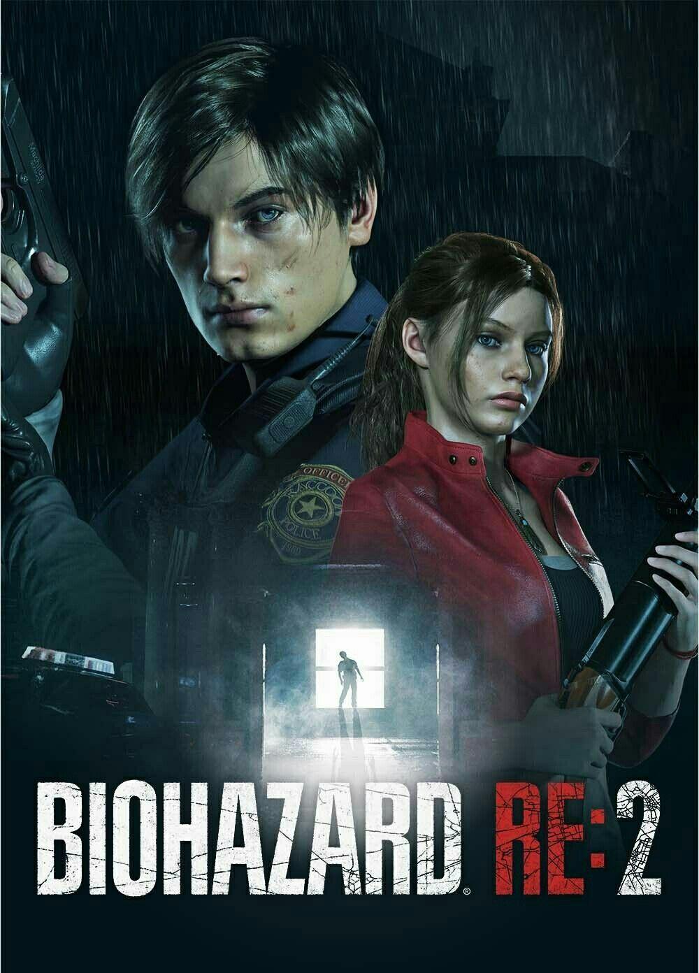 Resident Evil 2 Remake Resident Evil Game Resident Evil Leon