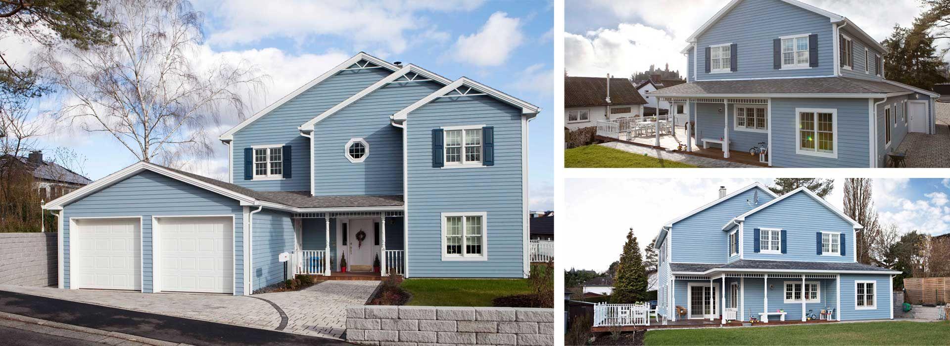 Traumhaus amerikanischer stil  BostonHaus - Amerikanische Häuser - Startseite | Home | Pinterest ...