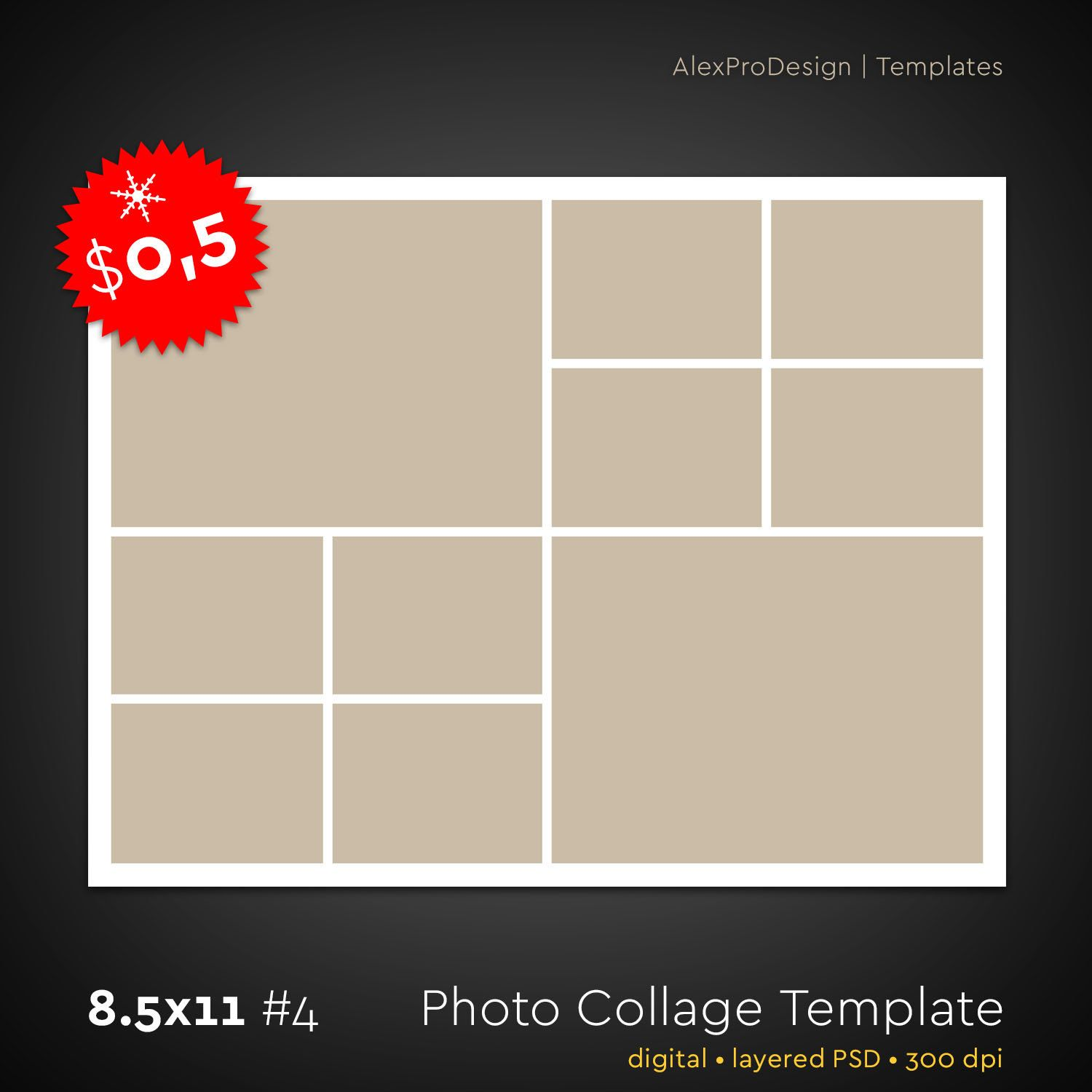 psd collage templates - Vaydile.euforic.co