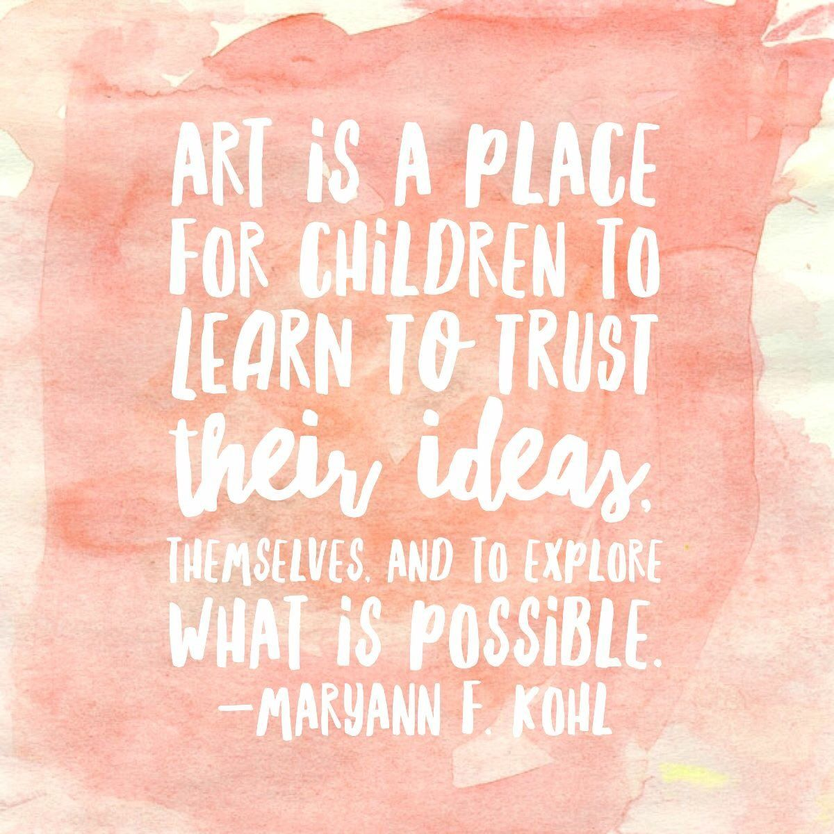 (8) Twitter Arts education quotes, Art quotes, Artist quotes