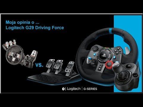 014143a65c9 Moja opinia o... Logitech G29 DF (G29 vs. G27) - YouTube   Other