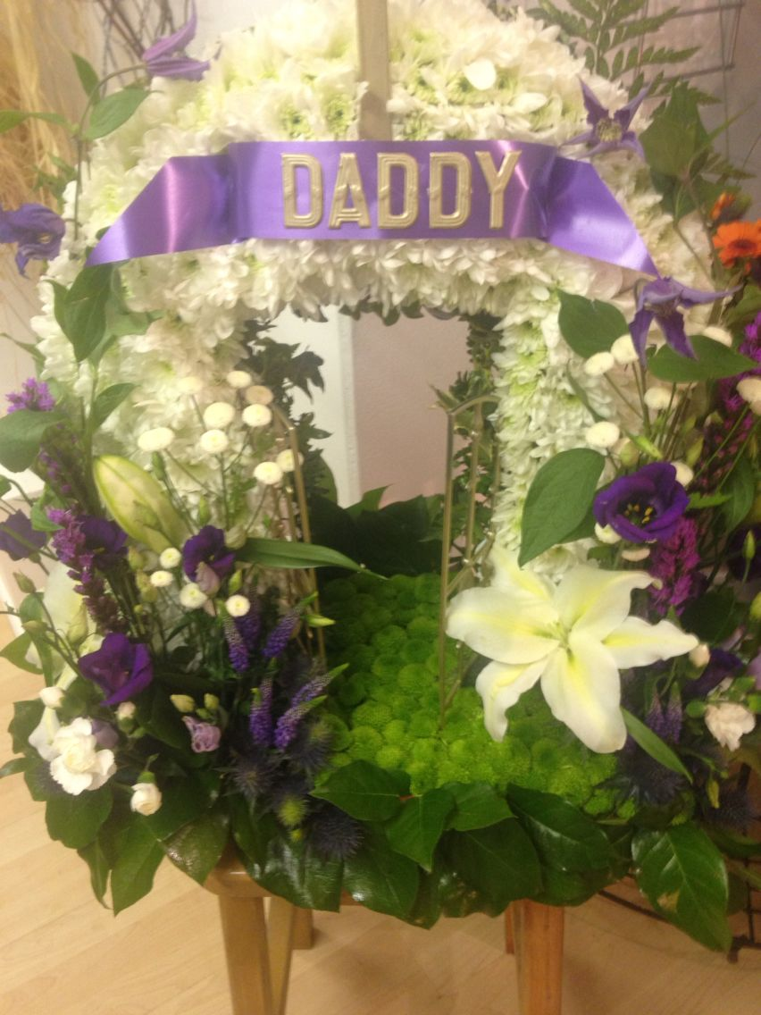 Gates of heaven funeral tribute bloomin chic funeral flowers gates of heaven funeral tribute izmirmasajfo Choice Image