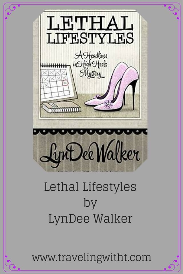 Lethal Lifestyles by LynDee Walker. #Virginia #newsreporter #murder #cozymystery #FuturisticFriday  (scheduled via http://www.tailwindapp.com?utm_source=pinterest&utm_medium=twpin&utm_content=post113347007&utm_campaign=scheduler_attribution)
