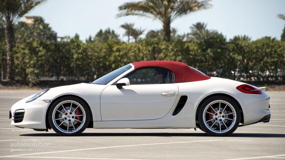 Porsche Boxster S Review Porsche Boxster Boxster S Porsche Boxter
