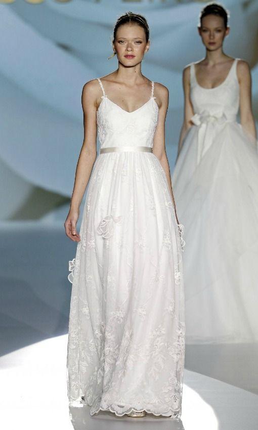 7f12d5643 Once vestidos de novia como el de Angelina Jolie