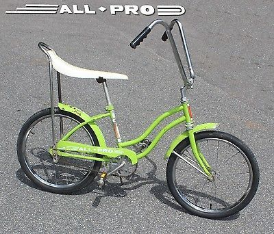 All Pro Kmart Banana Seat Bike Huffy Bike