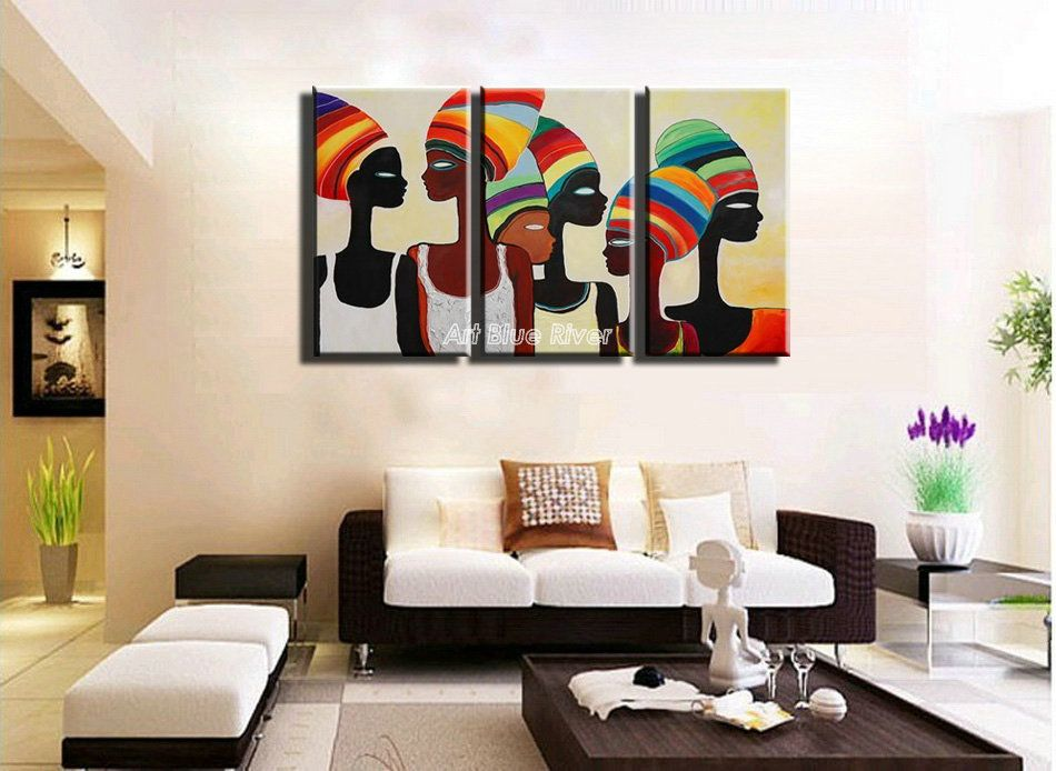 Find More Painting Calligraphy Information About 3 Piece Acrylic Modern Abstract Canvas Art Hand Painted