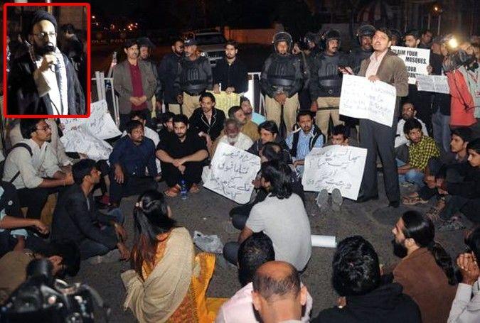 سانحہ شکار پور : کراچی میں سول سوسائٹی کا احتجاج ختم