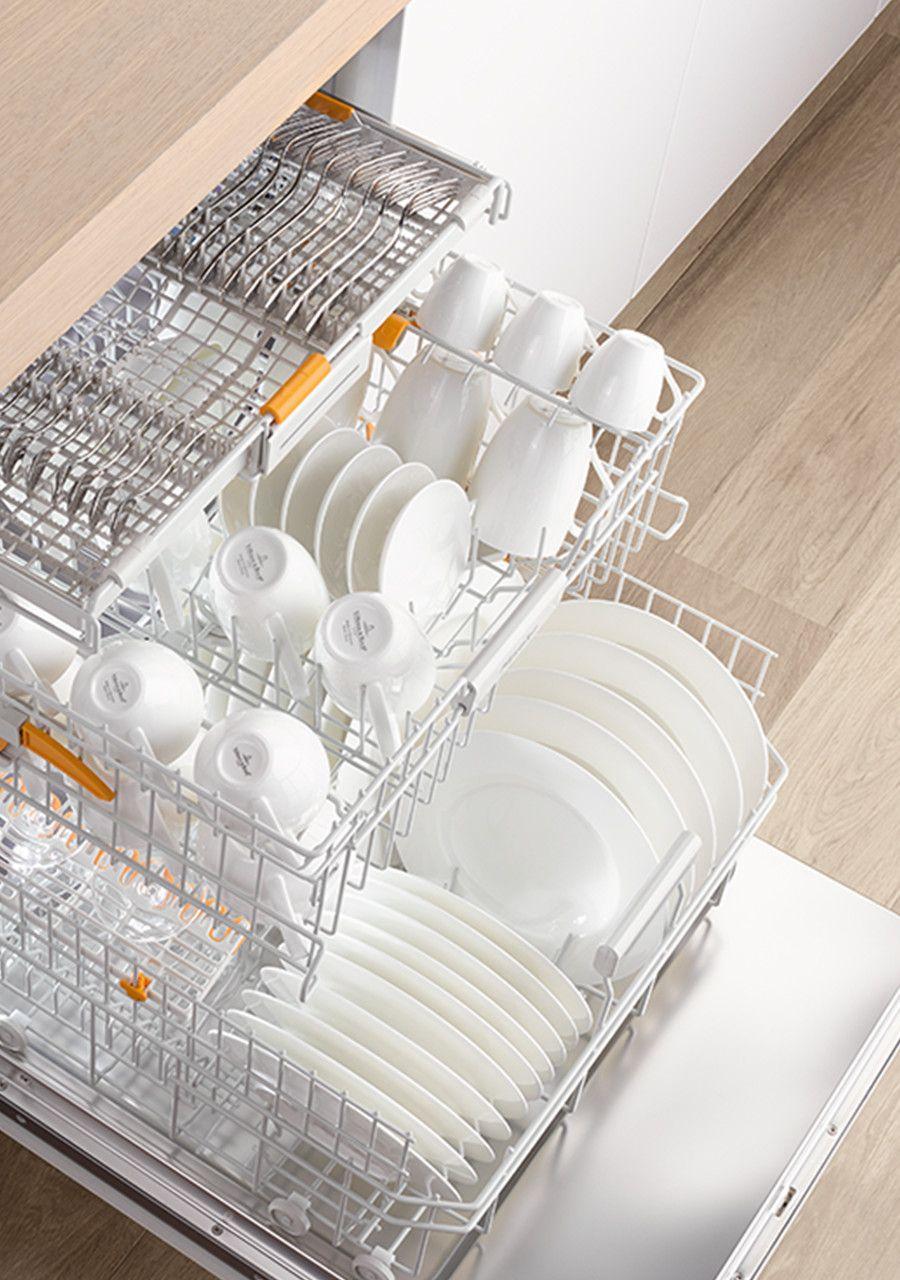 Miele G 6000 Ecoflex New Dishwasher Miele Miele Dishwasher Kitchen Tech Miele
