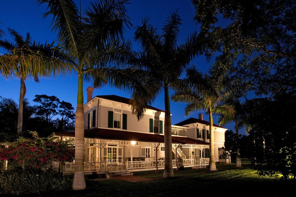The Edison and Ford Winter Estates  (Fort Myers, Florida)