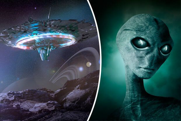 Ex-NASA astronaut says aliens are 'in the universe' and ...