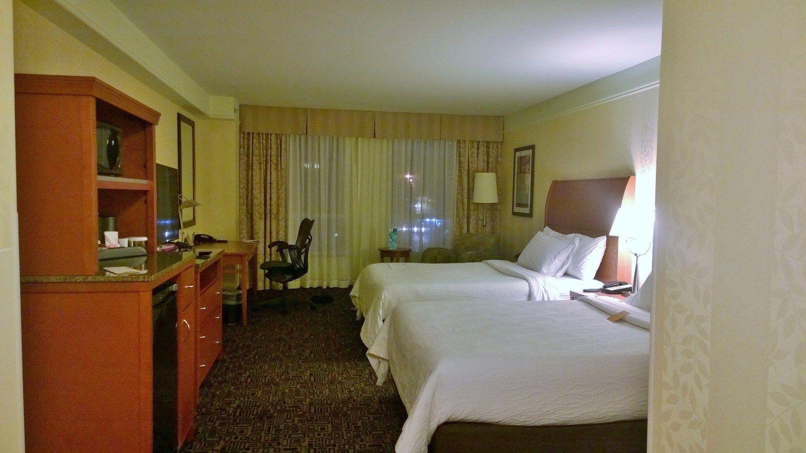 Hotel Review: Hilton Garden Inn Montreal   Travel & Leisure ...
