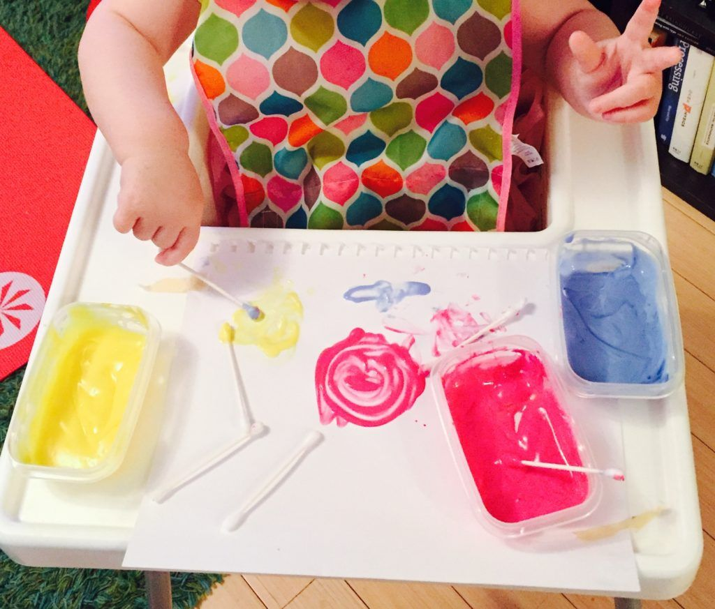 Finger Painting Activities Tuesday Box Of Activities