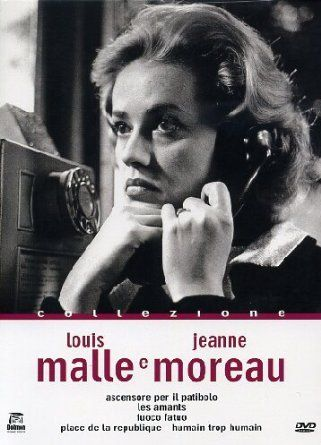 Louis Malle E Jeanne Moreau Collezione (4 Dvd): Amazon.it: Jeanne Moreau, Maurice Ronet, Georges Poujouly, Yori Bertin, Jean Wallace, Elga A...