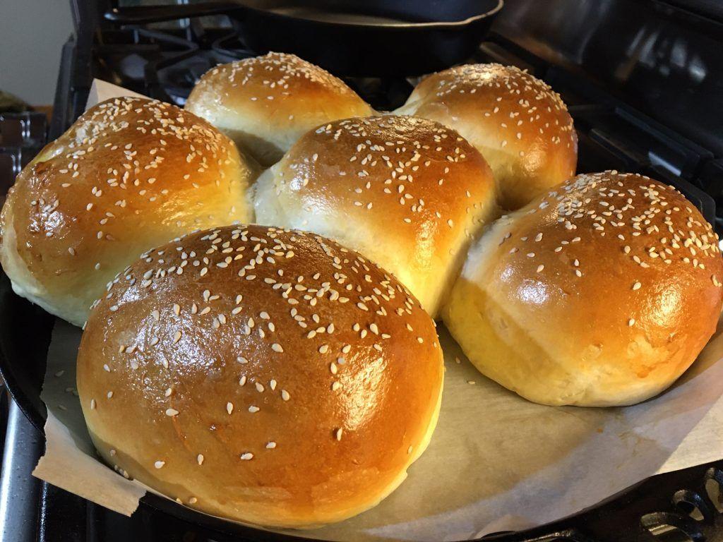 Kingarthurflour Com Recipes Japanese Milk Bread Rolls Recipe Tried March 27 2020 Thank You Joshua Weissman The Best Bu Milk Bun Burger Buns Best Burger Buns