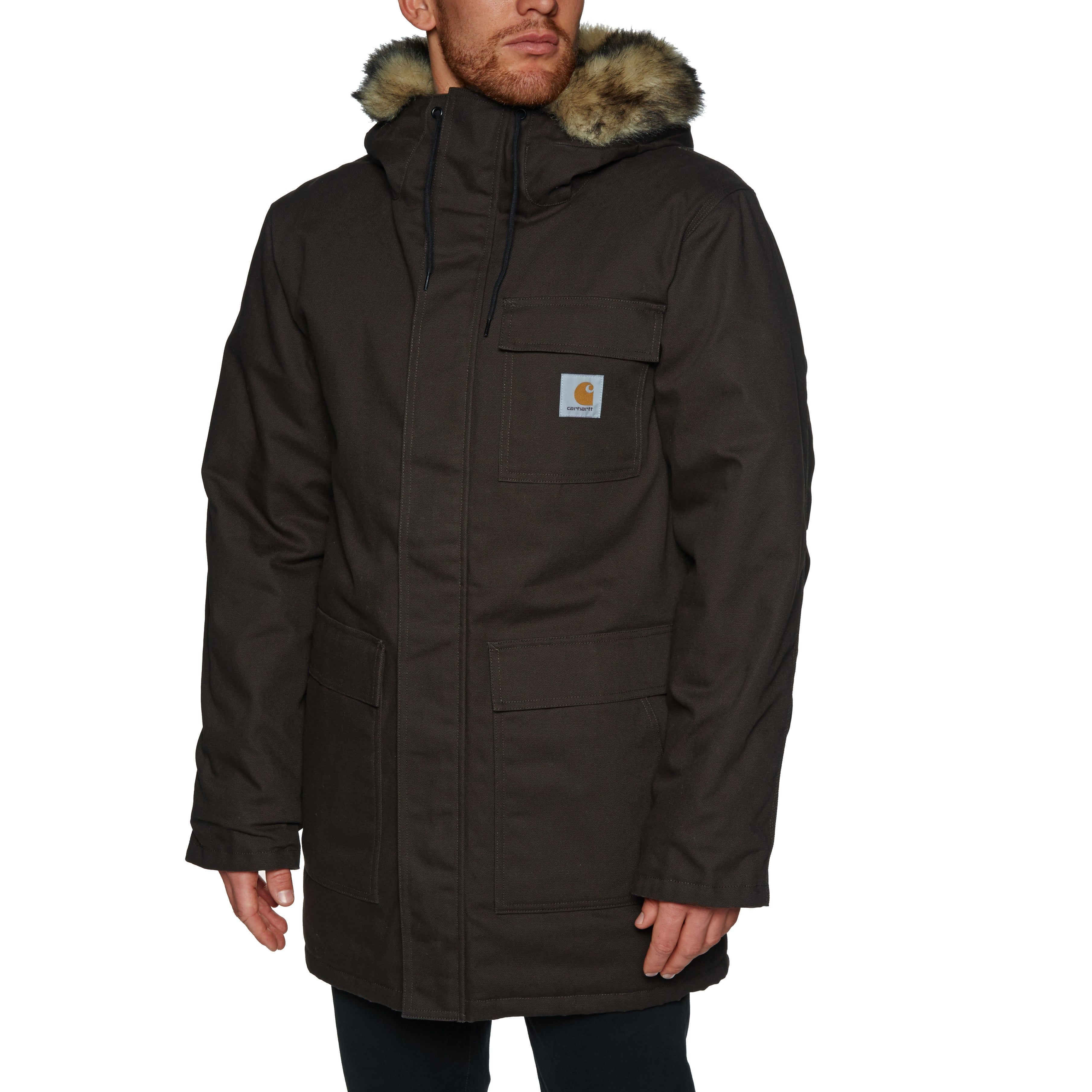 The Carhartt Siberian Parka Jacket is now in stock from the