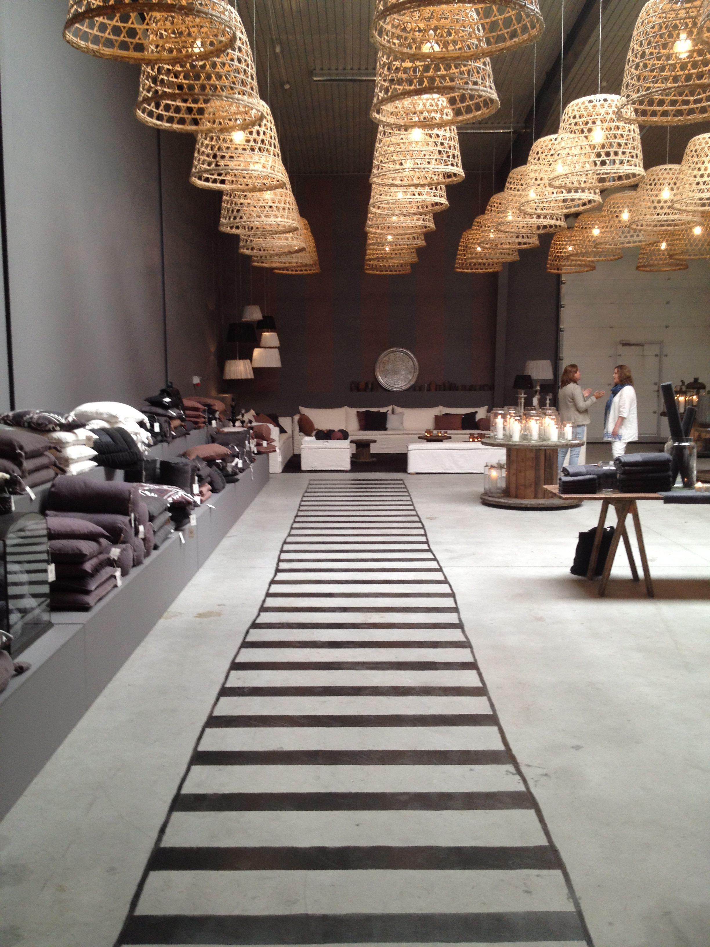 Such a wonderfull showroom Tine K Odense Denmark