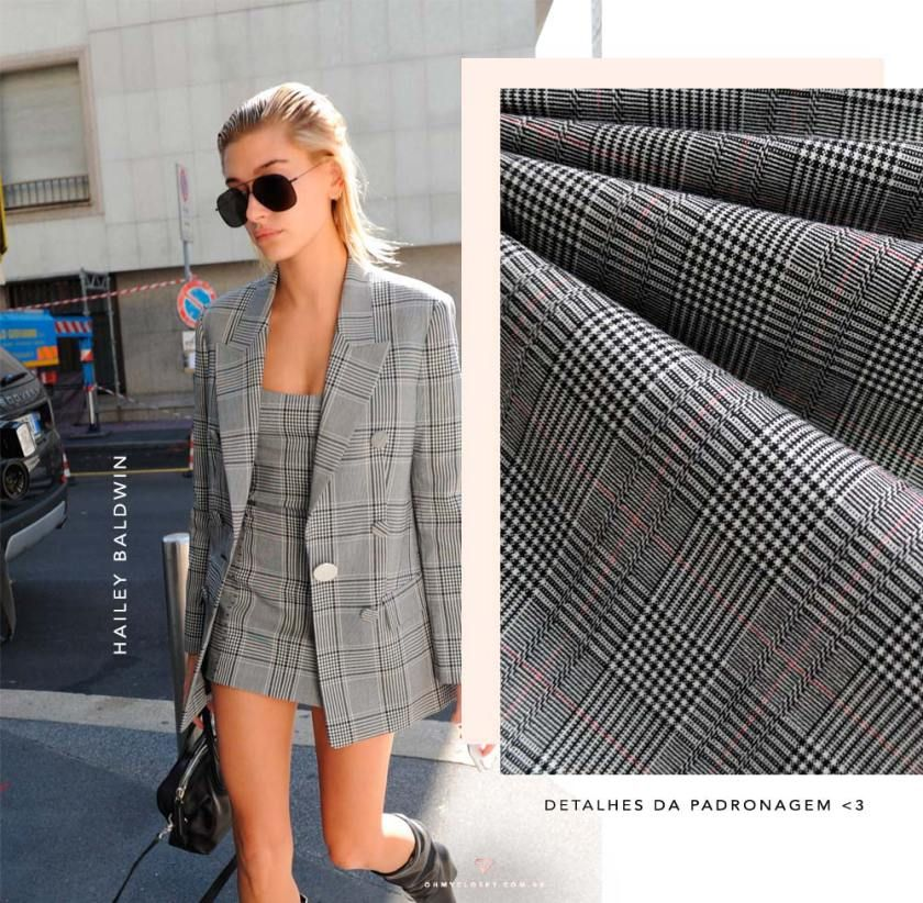 Resultado de imagem para conjuntos ternos com mini saia rosa tendencia 2018 2019