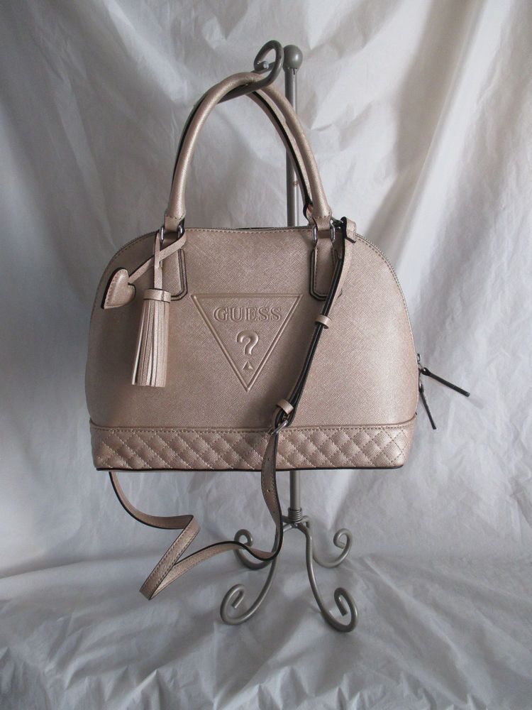 Bag Handbag Purse Guess Color Champagne Style LE637106 Group Baldwinpark  New  GUESS  TotesShoppers cd5afe52b8796